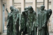 Les Bourgois De Calais Musée Rodin à Paris