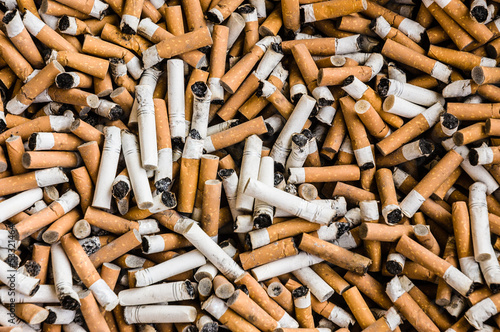 Fényképezés  Cigarettes