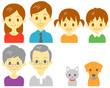 家族 二世帯 ペット