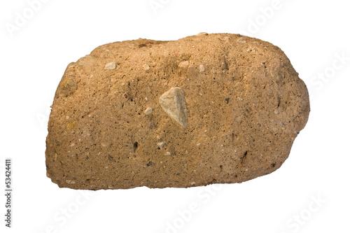 Fotografija  Till (glacial sedimentary rock)