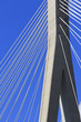Abstract Cable stayed bridge