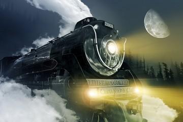 Fototapeta Hudson Steam Locomotive