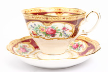Luxurious Tea Cup