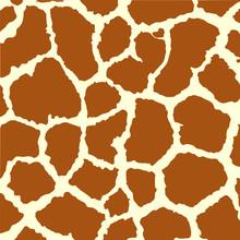 Seamless Spotted Giraffe Skin ...