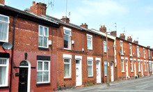 Terraced Houses, Norhern England
