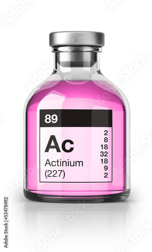 Photo Actinium