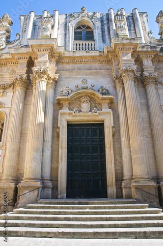 Fotografie, Obraz  Church of St. Teresa. Lecce. Puglia. Italy.