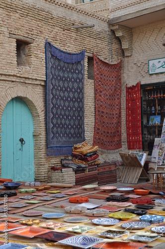 Boutique De Tapis Et Ceramique A Tozeur Tunisie Buy This Stock