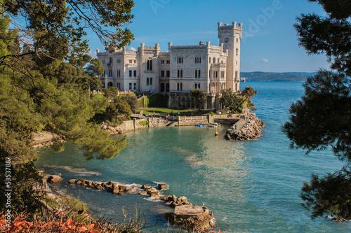 Foto  Castello di Miramare