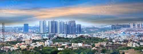 Hyderabad financial district