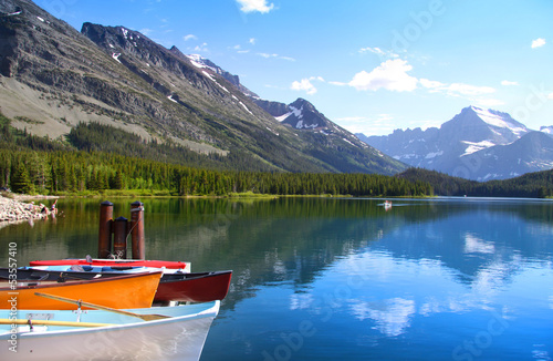 Valokuva  Glacier national park