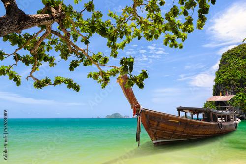 Fototapety, obrazy: Beautiful tropical beach