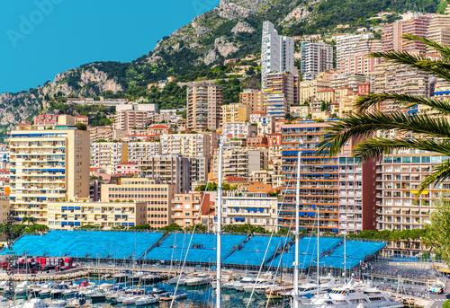 Fotografía  Amazing view of Monaco city