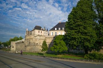 Fototapeta na wymiar Nantes