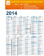 Calendrier 2014 Personnalisabl...
