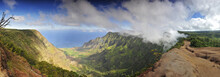 Stunning View Of The Napali Co...