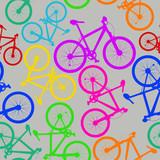 Wzór rowerów - 53632819