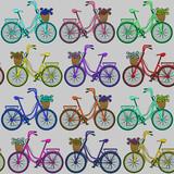 Wzór rowerów - 53632825