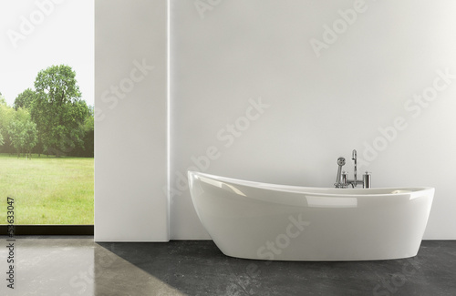 Cuadros en Lienzo Stanza da bagno