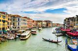 Widok na Canal Grande, Wenecja - 53638641