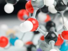 Three Dimensional Representation Of  Molecular Structure