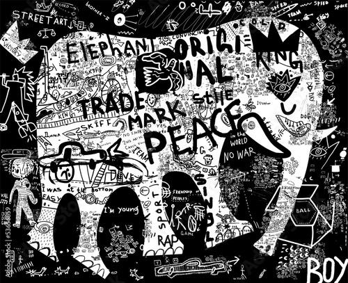 Obrazy z napisami napisy-na-sloniu