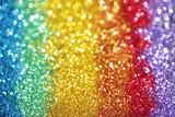 Fototapeta Tęcza - Rainbow of lights