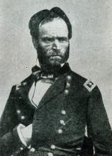 US General William Tecumseh Sherman