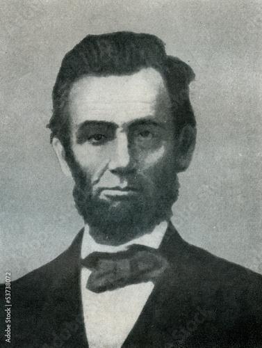 Valokuvatapetti Abraham Lincoln (15. november, 1863)