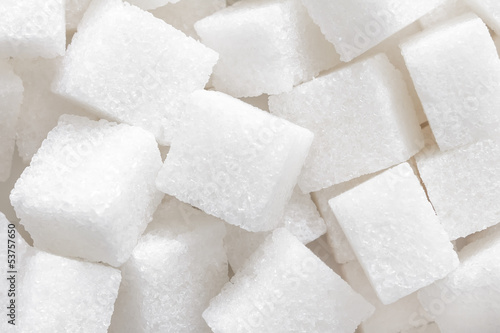Fotografie, Obraz  Sugar background