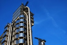 Lloyds Building In London, The...
