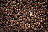Fototapeta Panels - Coffee beans