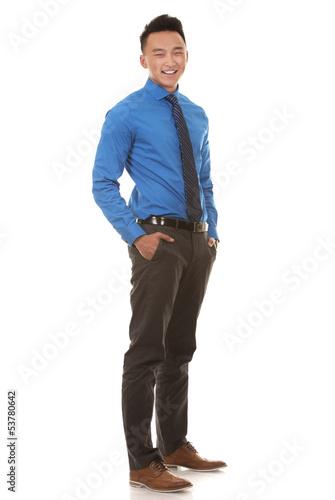 Photo  asian business man