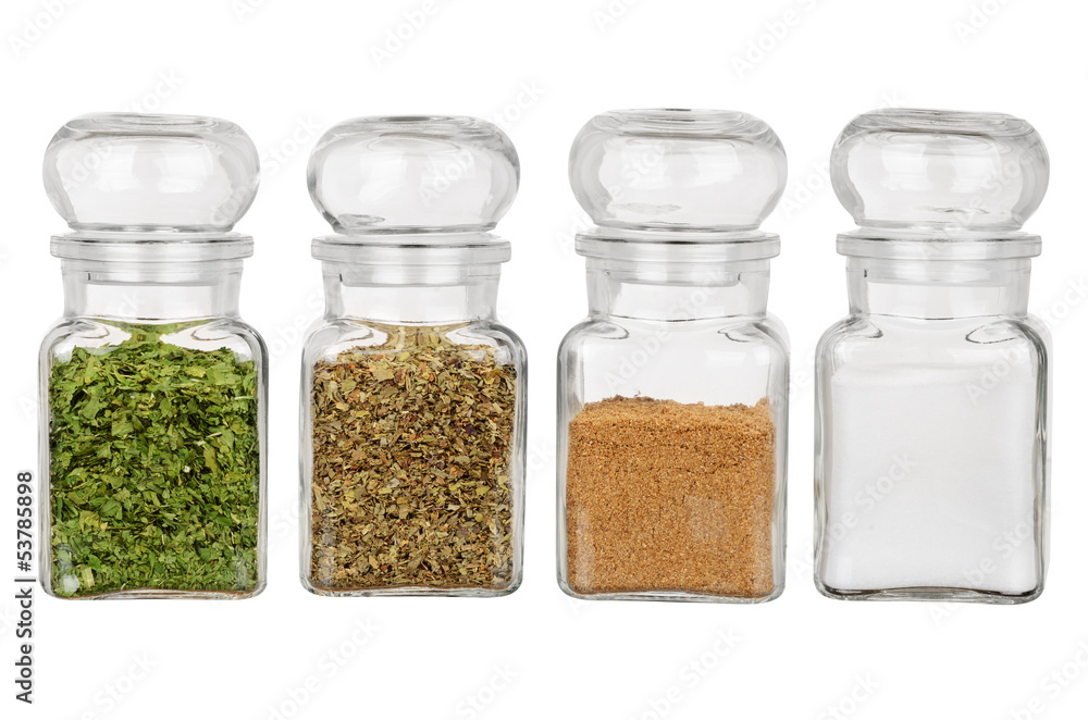 Fototapety, obrazy: Spices and seasonings