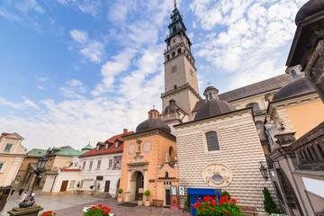Jasna Gora monastery in Czestochowa city, Poland