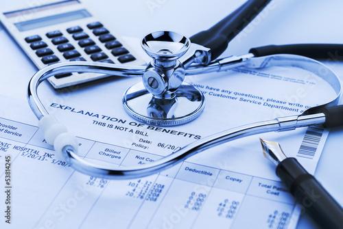 Fotografia  Cost of health care