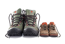 Hiking Boots Adult And Children's Shoes