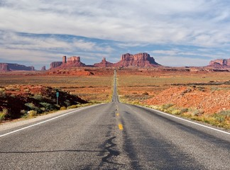Monument Valley - By Highway 163