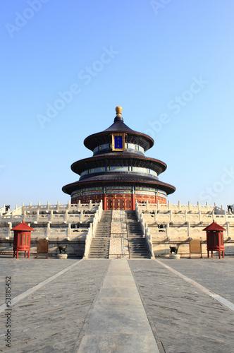 Foto op Aluminium Beijing Beijing Temple of Heaven