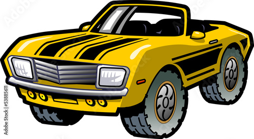 muscle-car
