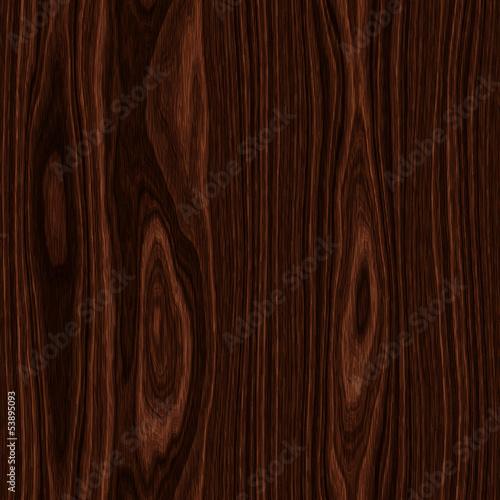 Tuinposter Hout Mahogany wood flooring board - seamless texture
