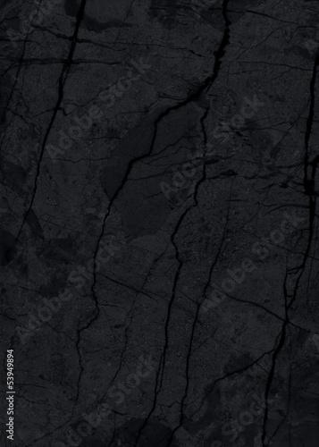 Foto auf Leinwand Texturen Black marble texture (High resolution)