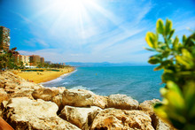 Torremolinos Panoramic View, C...