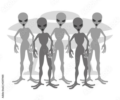 Photo Aliens.