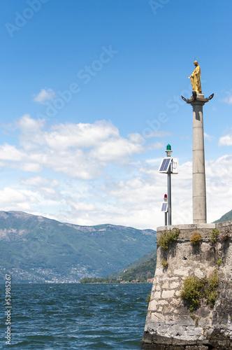 Photo  Lago Maggiore, Italy