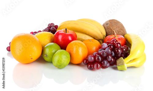 rozne-owoc-odizolowywac-na-bielu