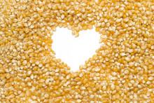 Seeds With Heart Shape
