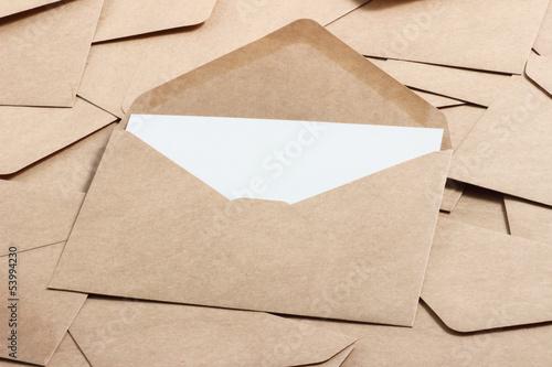 手紙 Fototapete