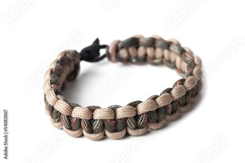 Fotografie, Obraz  bracelet para-corde