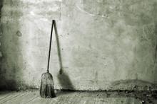 Broom Or Besom